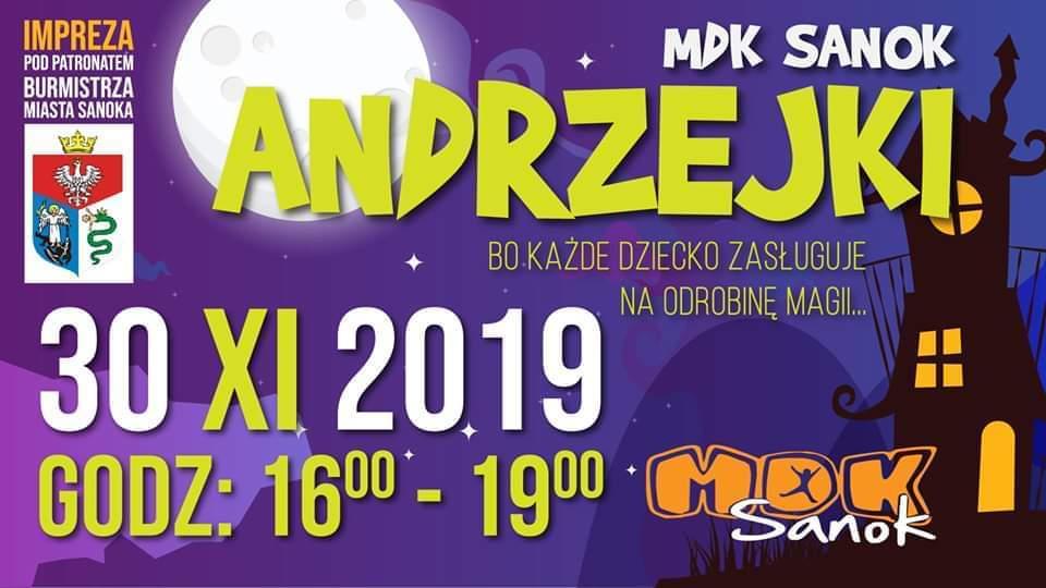 Andrzejki z sanockim MDK! - Zdjęcie główne