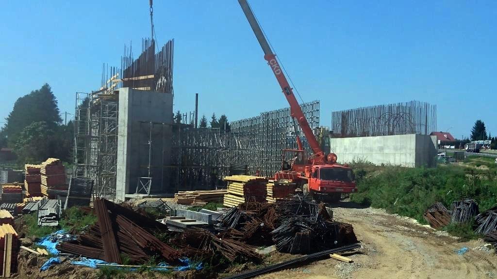 Zobacz zdjęcia z placu budowy obwodnicy FOTO - Zdjęcie główne