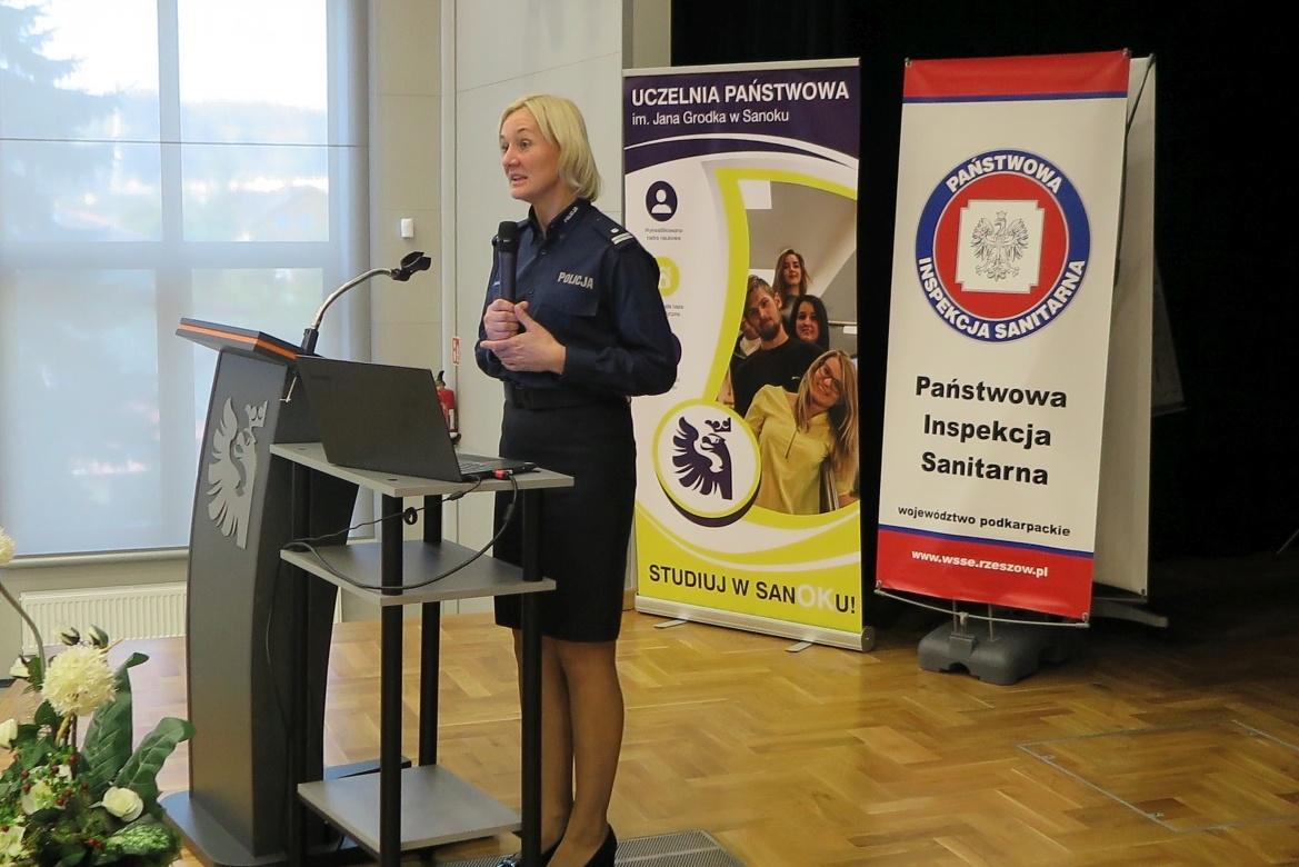 SANOK: Konferencja na temat uzależnień narkotykowych  - Zdjęcie główne