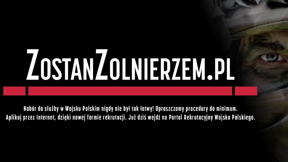 Zostań Żołnierzem Rzeczypospolitej – rusza nowy system rekrutacji do Wojska Polskiego - Zdjęcie główne