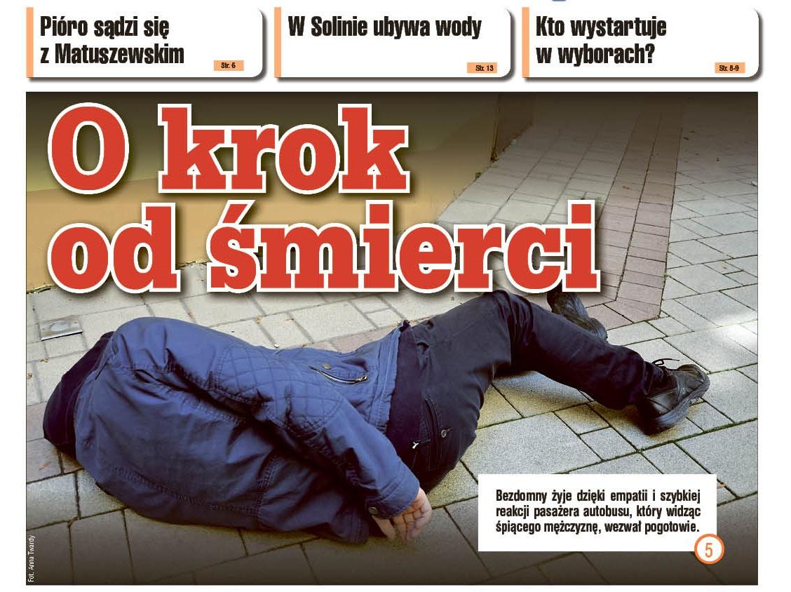Najnowszy numer Korso Gazety Sanockiej jest już w sprzedaży - Zdjęcie główne