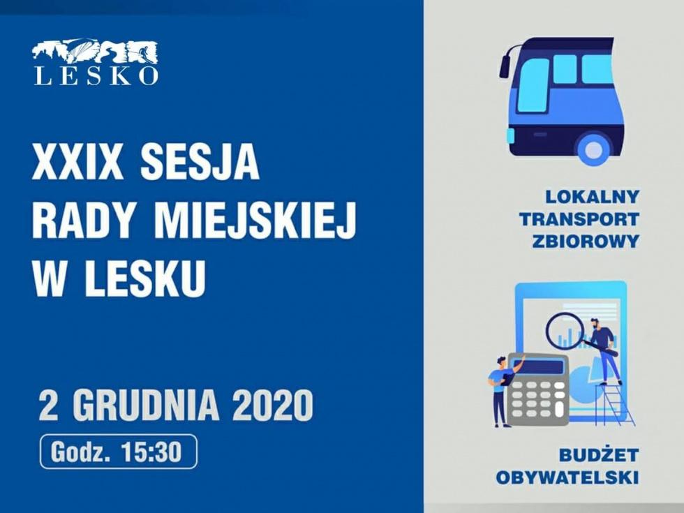 Komunikacja publiczna i budżet obywatelski w Gminie Lesko - Zdjęcie główne