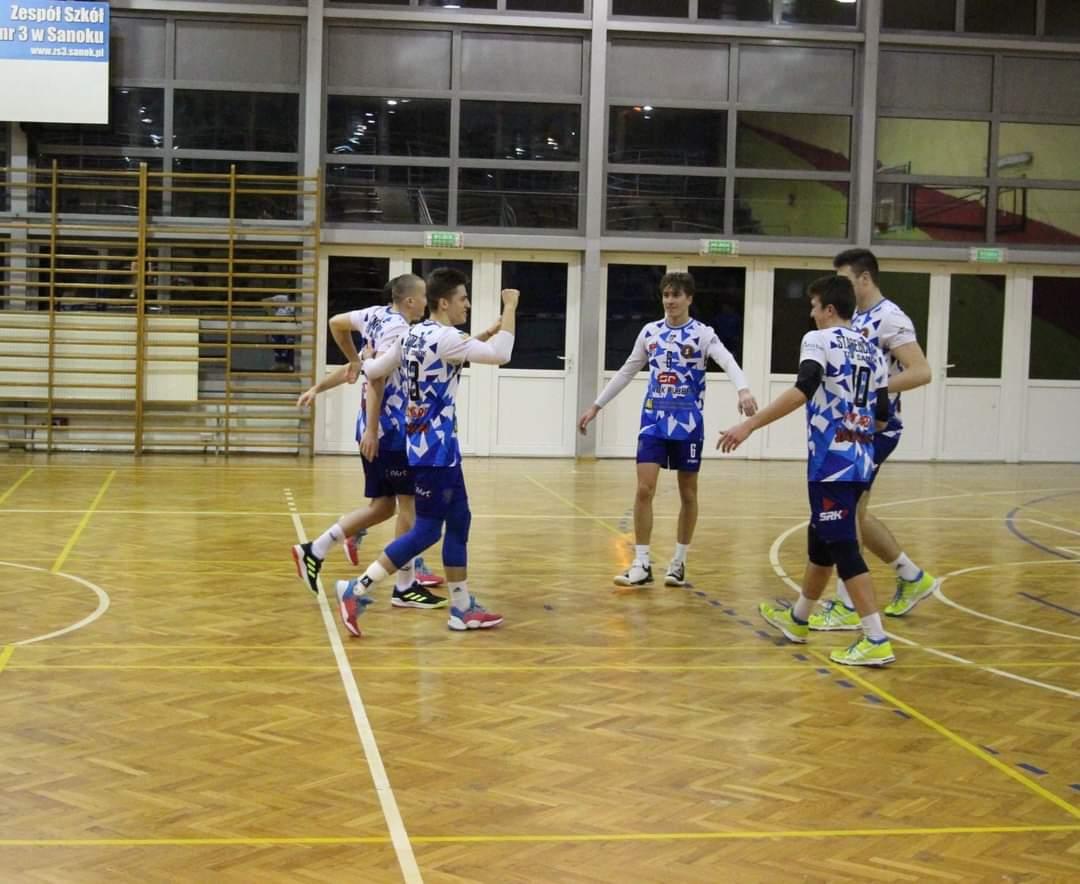 Grała siatkarska młodzież TSV Sanok - Zdjęcie główne