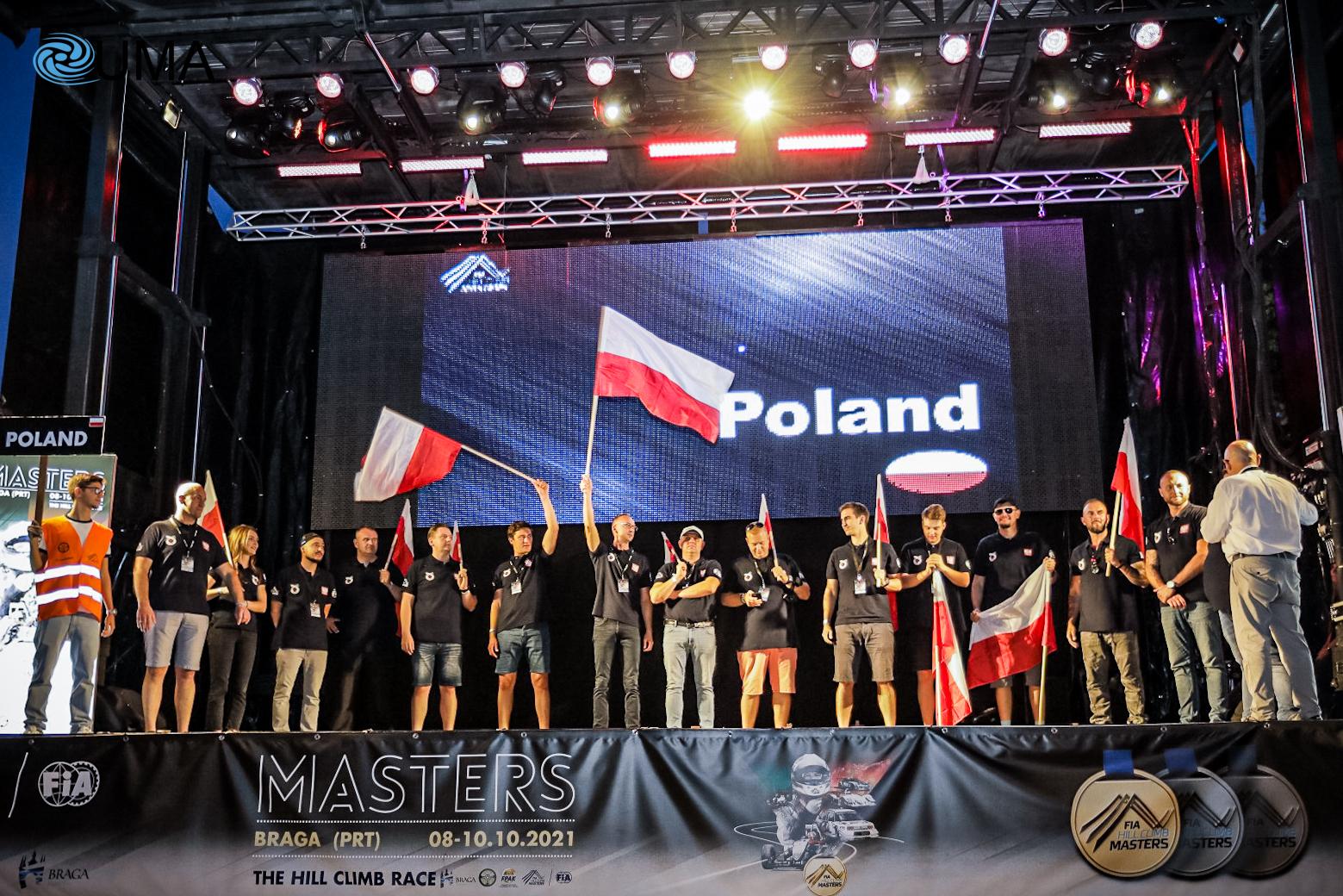FIA Hill Climb Masters 2021: Polacy wysoko w dziennikarskich rankingach - Zdjęcie główne