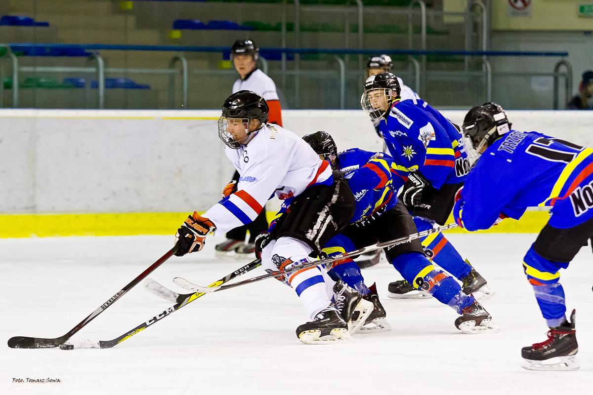 Zwycięstwo juniorów młodszych z Podhalem [ZDJĘCIA] - Zdjęcie główne