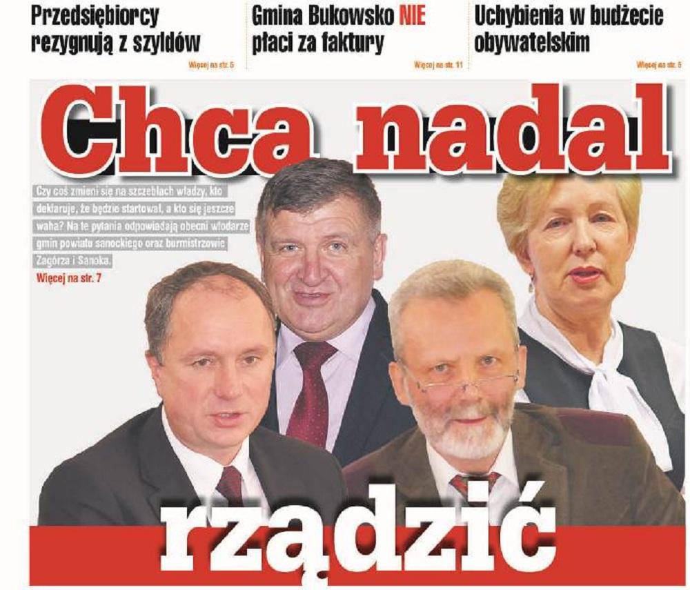 Korso Gazeta Sanocka nr 8/2018 - Zdjęcie główne