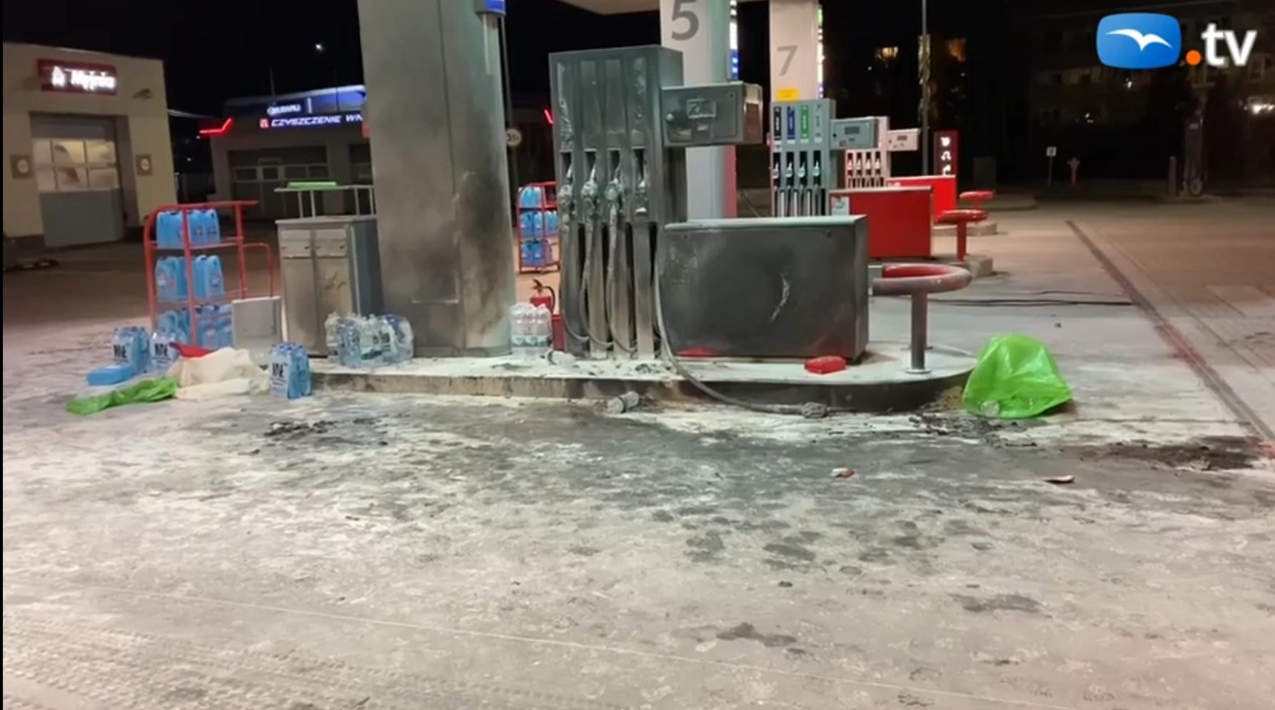 Z KRAJU: Samospalenie na stacji benzynowej! Czy zdarzenie ma związek z morderstwem?[WIDEO] - Zdjęcie główne