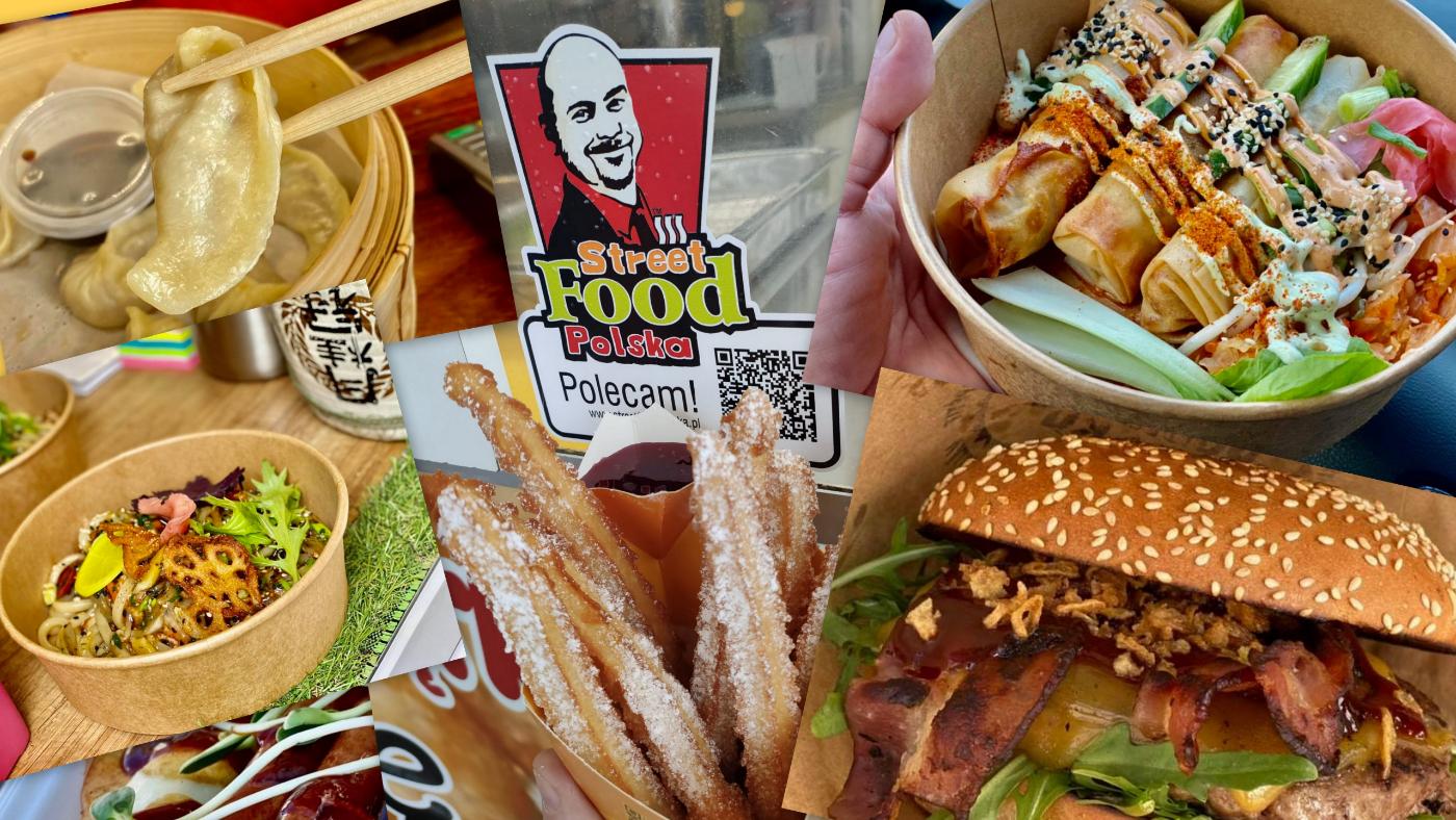 Street Food Polska Festival - food trucki z kuchnią ze wszystkich stron świata na sanockim Rynku - Zdjęcie główne