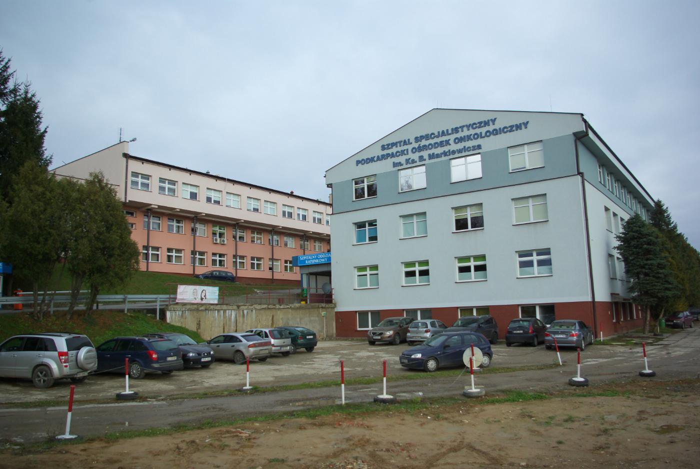 30-latek szalał w brzozowskim szpitalu. Atakował ludzi! - Zdjęcie główne