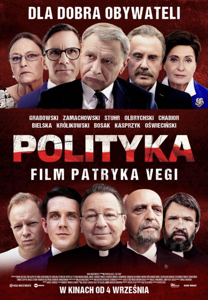 """KONKURS: Wygraj dwa podwójne zaproszenia na film """"POLITYKA"""" - Zdjęcie główne"""