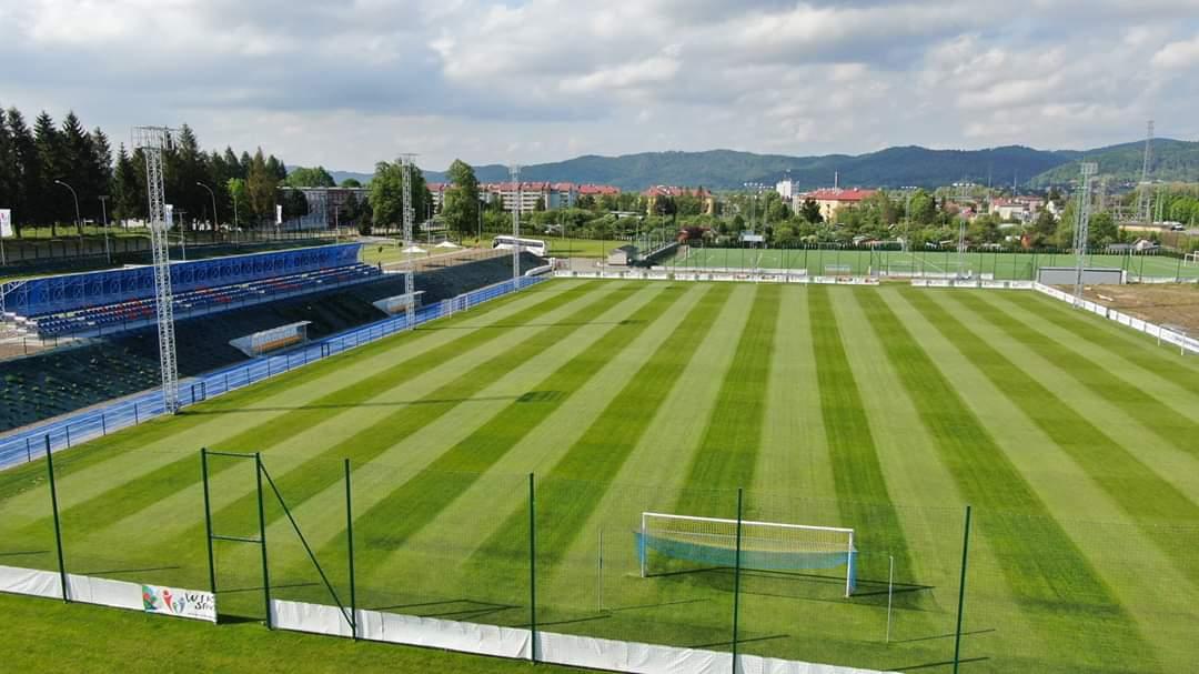 Wiki Sanok - Centrum Sportu i Rekreacji rośnie w siłę w okamgnieniu [FOTO] - Zdjęcie główne