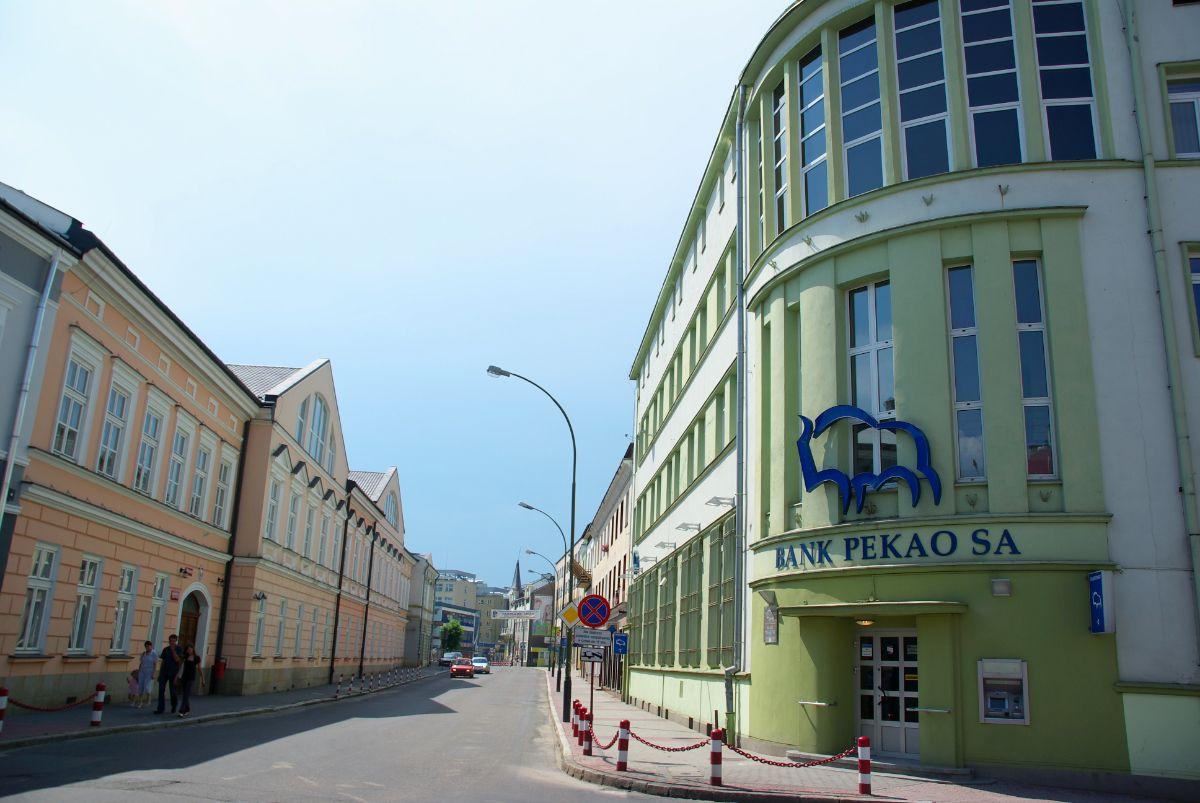 Sanok. Utrudnienia w ruchu drogowym na ulicy Kościuszki! - Zdjęcie główne