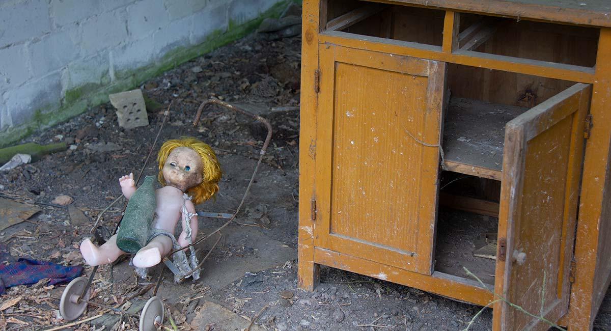 35 lat temu w Czarnobylu. Zobacz galerię zdjęć z miasta-widmo [ZDJĘCIA] - Zdjęcie główne