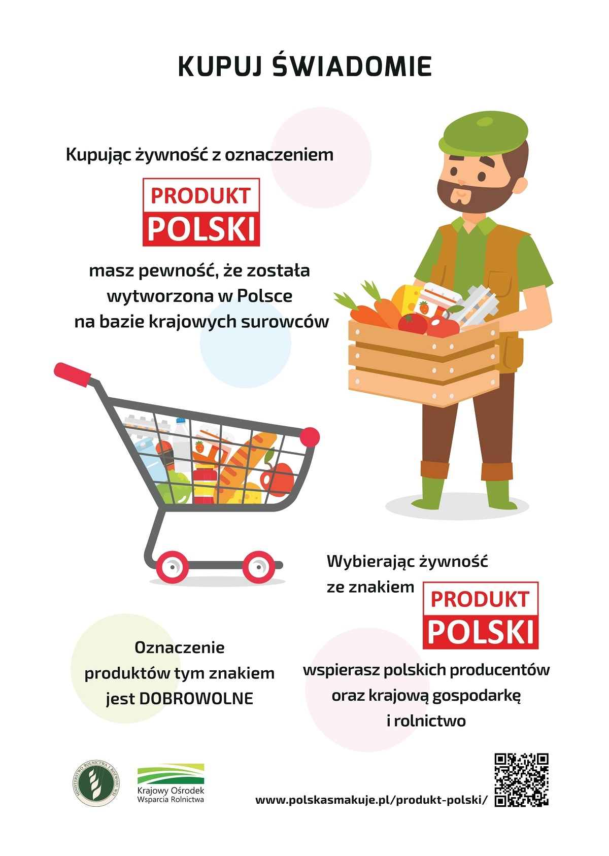 Kupujcie polskie produkty! - Zdjęcie główne