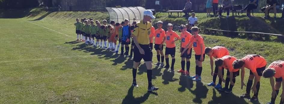 Drużyny Akademii Piłkarskiej Wiki Sanok po kolejnych spotkaniach - Zdjęcie główne