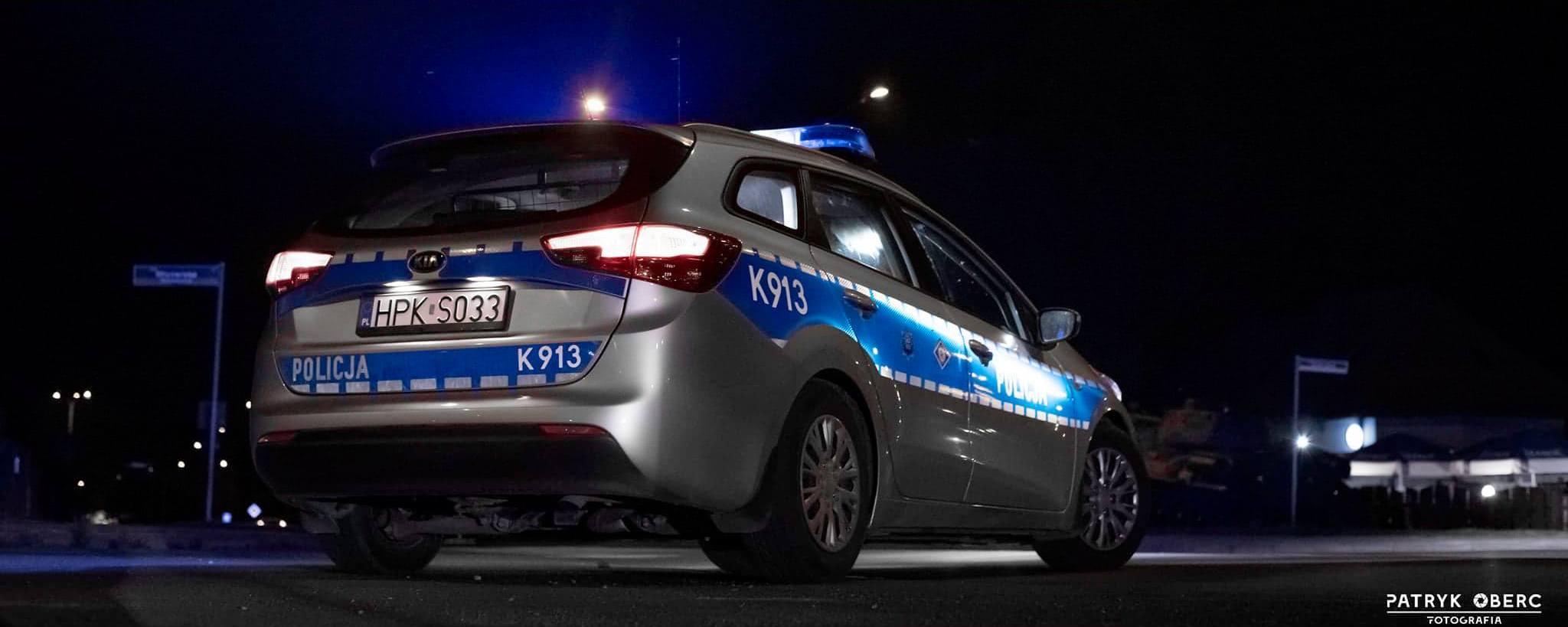 SANOK: Nietrzeźwa 16-latka kierowała pojazdem. Na widok radiowozu spanikowała! - Zdjęcie główne