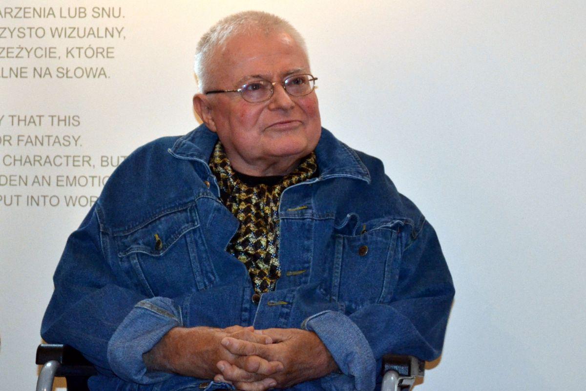 Janusz Szuber przebywa na intensywnej terapii w leskim szpitalu - Zdjęcie główne