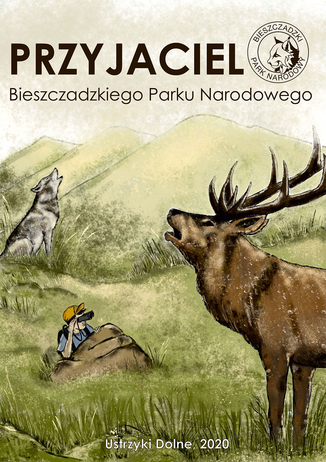 Specjalna nagroda dla dzieci za trudy górskich wypraw w Bieszczadzkim Parku Narodowym - Zdjęcie główne