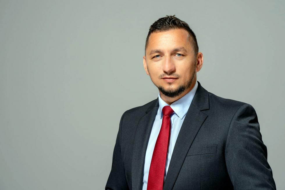 SANOK: Burmistrz Tomasz Matuszewski podsumował rok swojej pracy [VIDEO] - Zdjęcie główne
