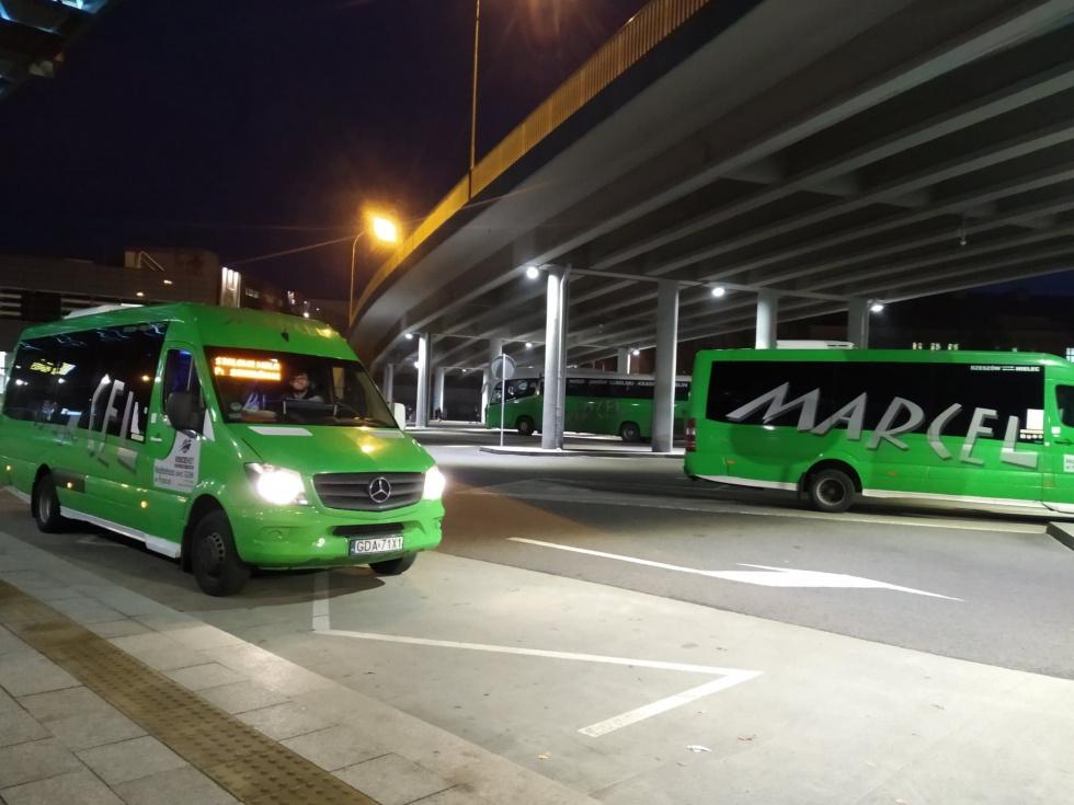 Popularne busy Marcel wydłużają trasę do Leska! - Zdjęcie główne