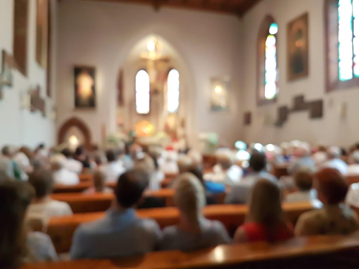 Już w najbliższą niedzielę akcja liczenia wiernych w Kościołach  - Zdjęcie główne