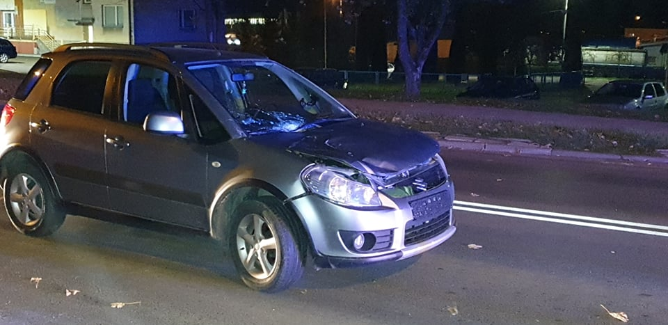 SANOK: Nie żyje 23-latka potrącona wczoraj na ul.Przemyskiej. Kierowca zatrzymany  - Zdjęcie główne