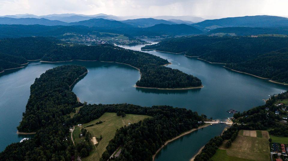 Wybierz się pieszo nowym szlakiem z Polańczyka do Soliny!  - Zdjęcie główne