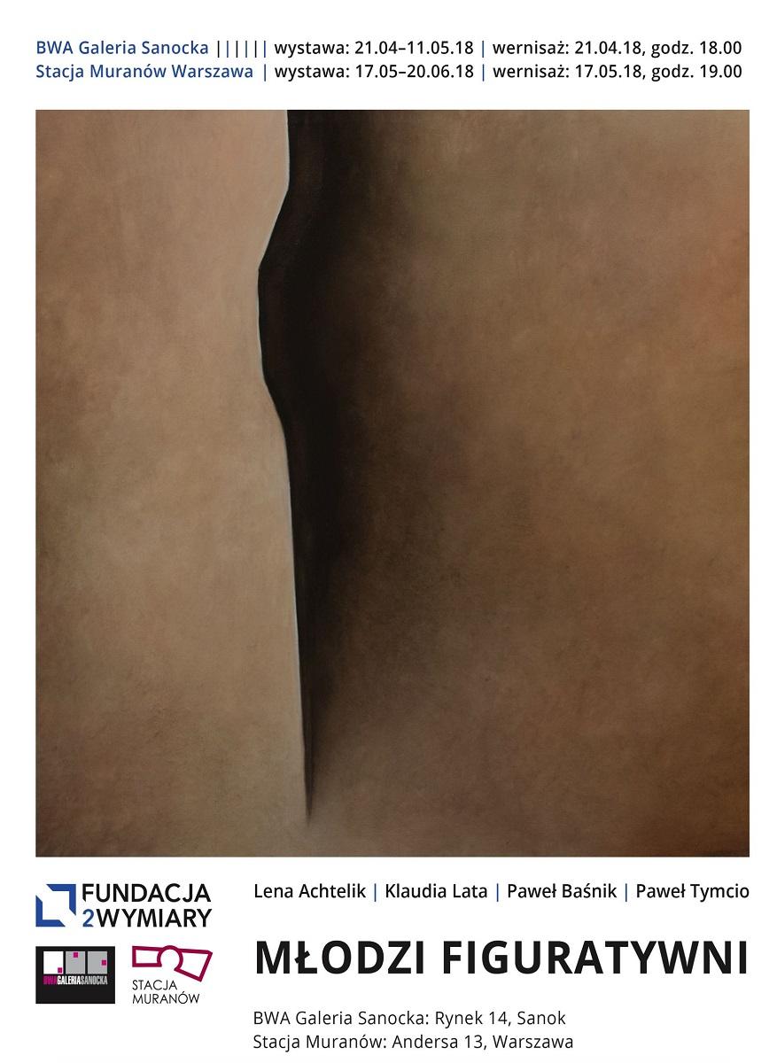 Wernisaż wystawy Młodzi Figuratywni w BWA Galerii Sanockiej - Zdjęcie główne