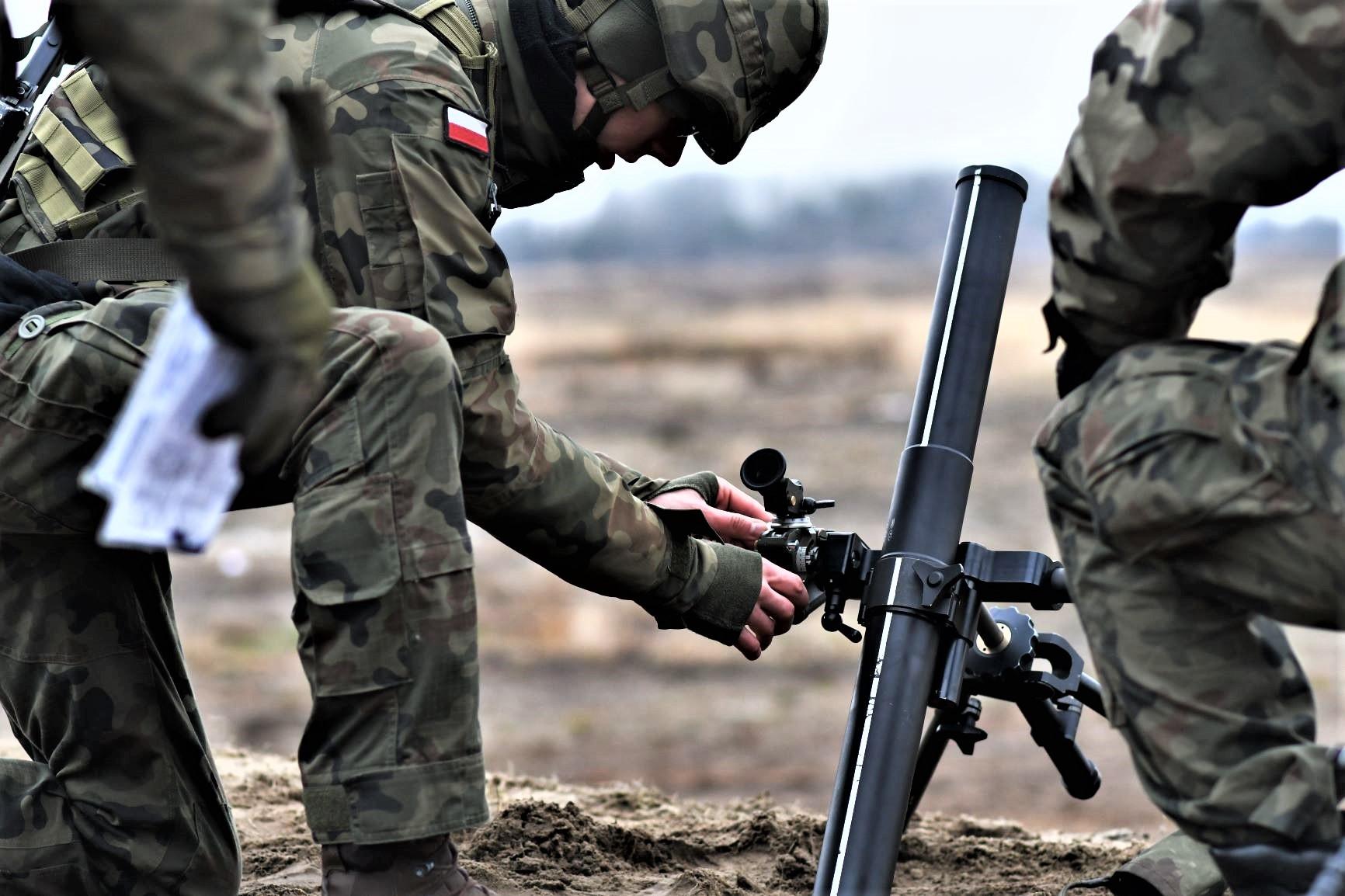 Zgrywanie sekcji Lekkiej Piechoty w Podkarpackiej Brygadzie OT - Zdjęcie główne
