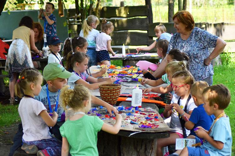 Piąty rok działania programu Bardzo Młoda Kultura - Zdjęcie główne