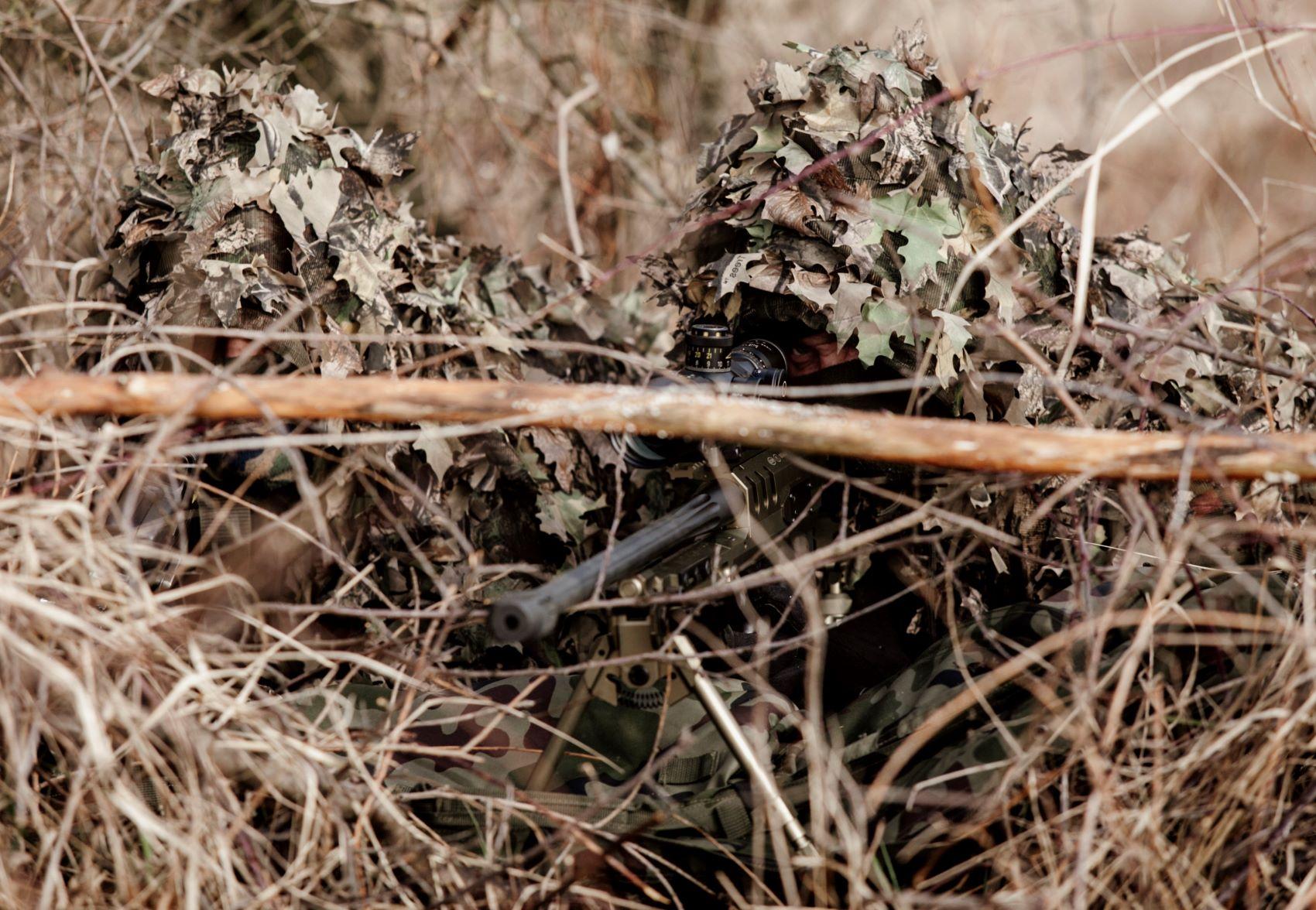Szkolenie strzelców wyborowych z Podkarpacia - Zdjęcie główne