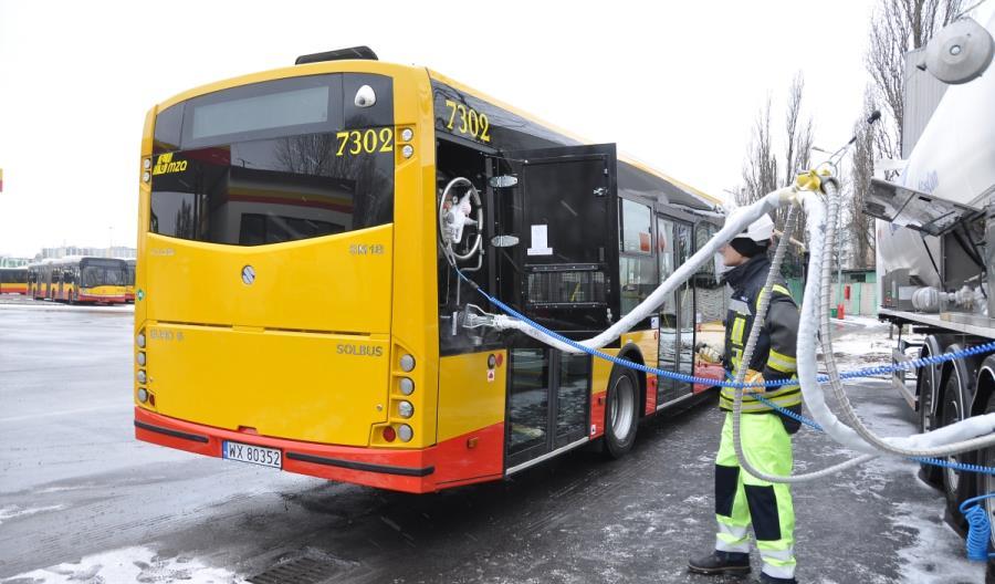 Autosan wygrał przetarg na 90 autobusów napędzanych LNG - Zdjęcie główne