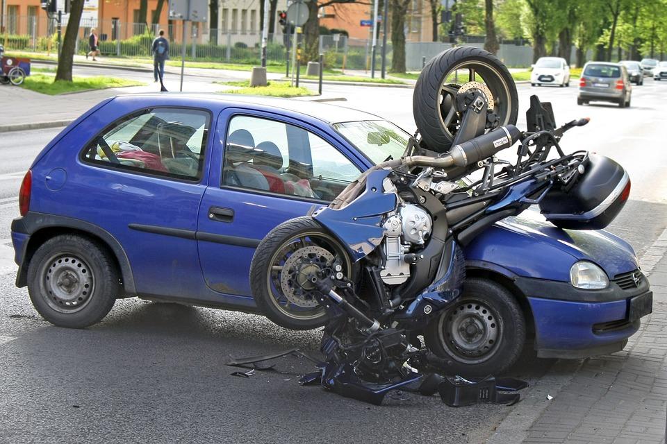 Tragiczny wypadek. Nie udało się uratować życia motocyklisty - Zdjęcie główne