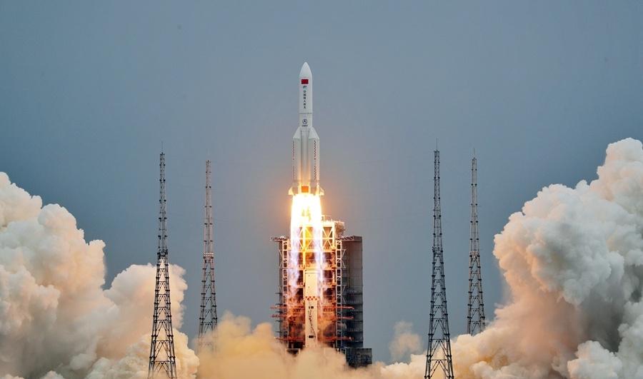 20-tonowa rakieta uderzy w Ziemię w weekend. Twórcy nie wiedzą gdzie - Zdjęcie główne