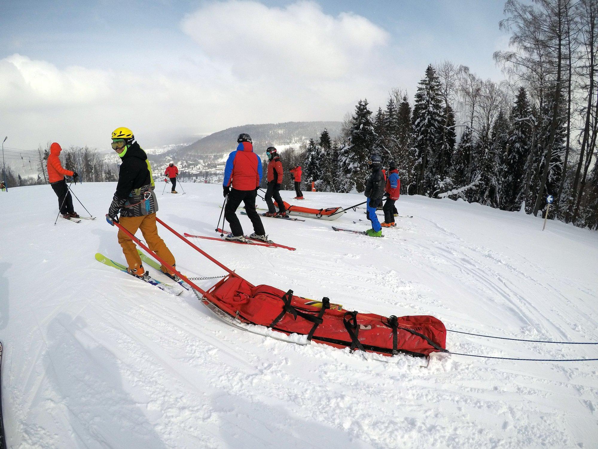 GOPR GRUPA BIESZCZADZKA zaprasza chętnych na Szkolenie Ratowników Narciarskich - Zdjęcie główne