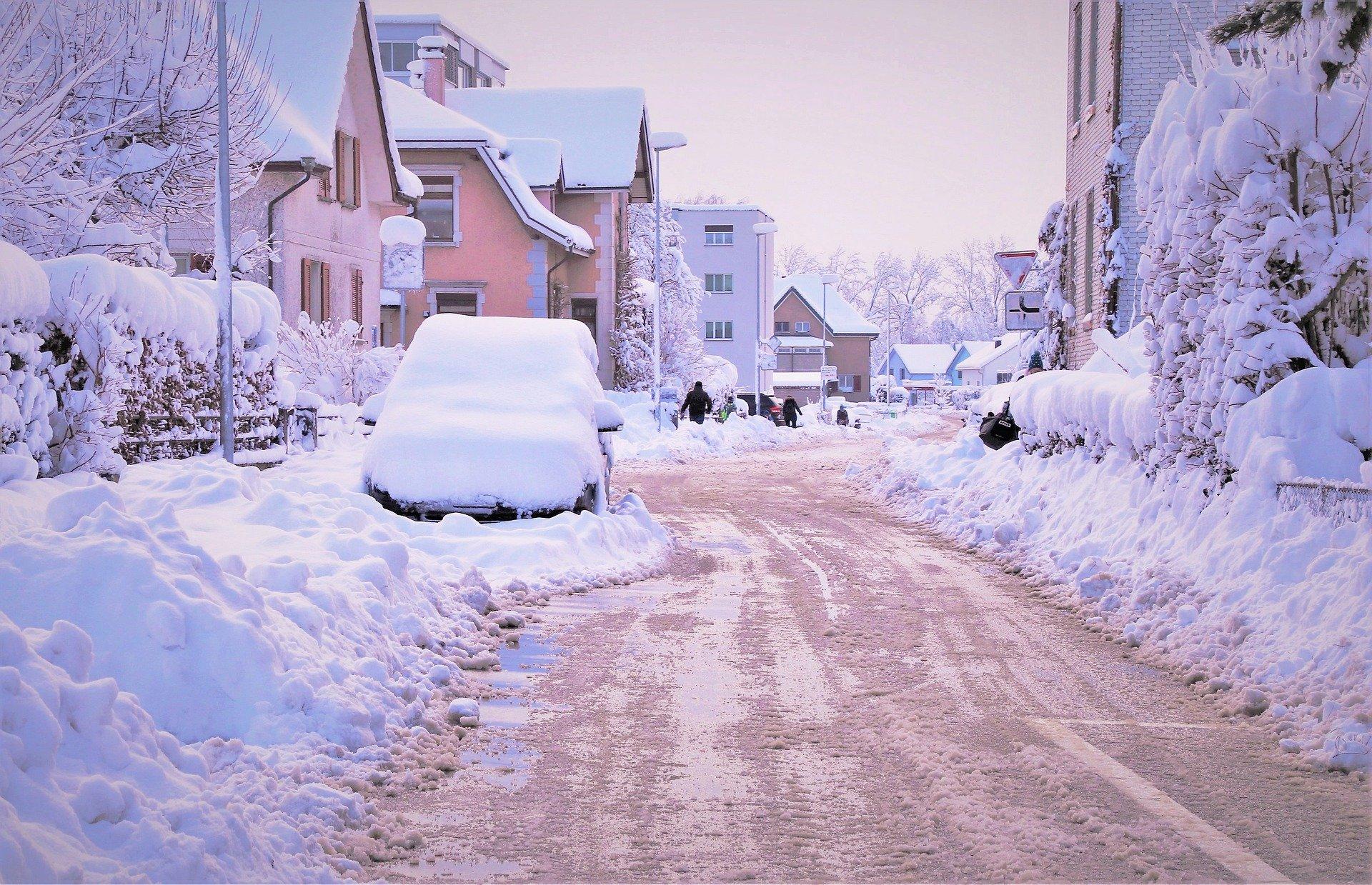 Kolejny atak zimy na Podkarpaciu. Policja ostrzega! - Zdjęcie główne