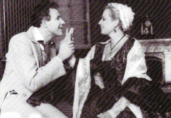 KĄCIK LITERACKI: Mąż i żona - Zdjęcie główne