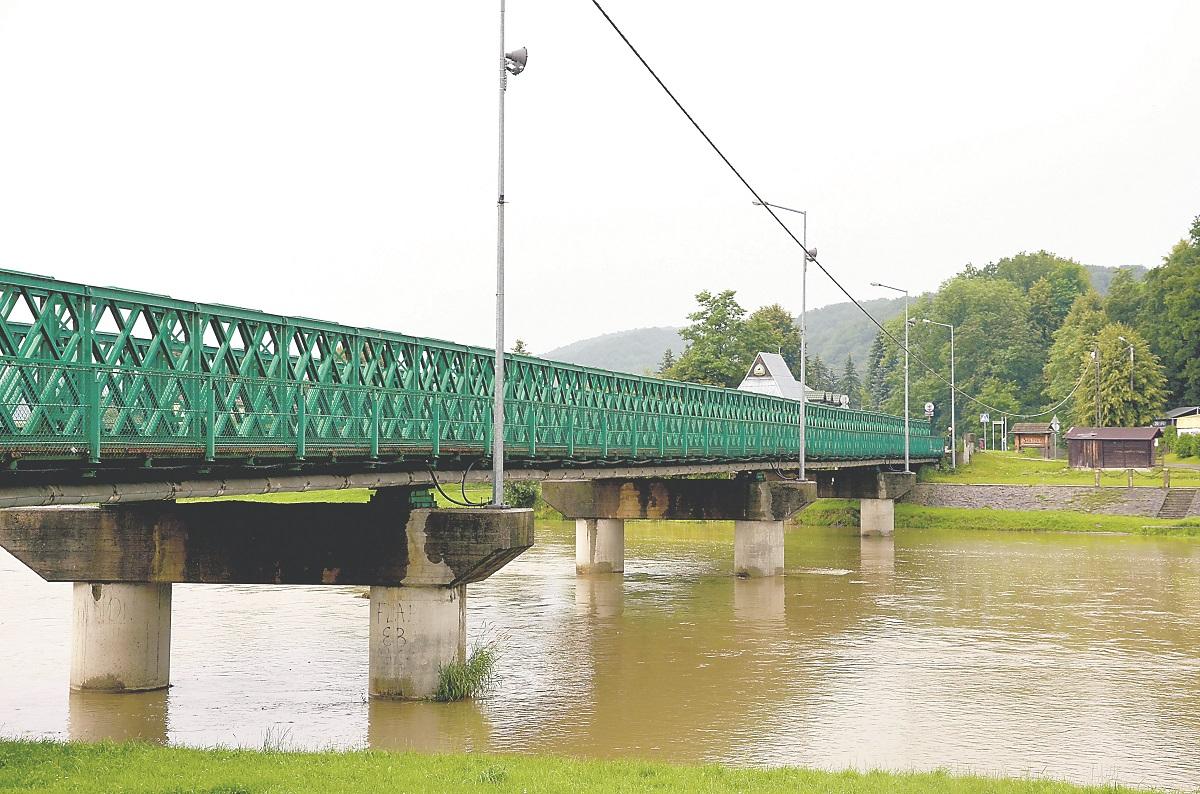 SANOK: Czy powstanie nowy most przy ulicy Białogórskiej prowadzący do skansenu? - Zdjęcie główne