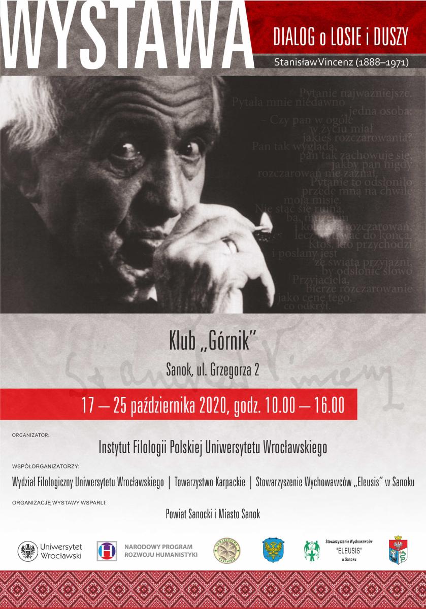 Sanok. Wystawa pt. ''Dialog o losie i duszy''  - Zdjęcie główne