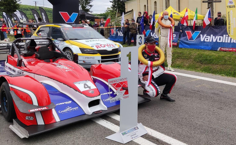 Sebastien Petit wygrywa 47. Bieszczadzki Wyścig Górski - Valvoline [ZDJĘCIA+WIDEO] - Zdjęcie główne