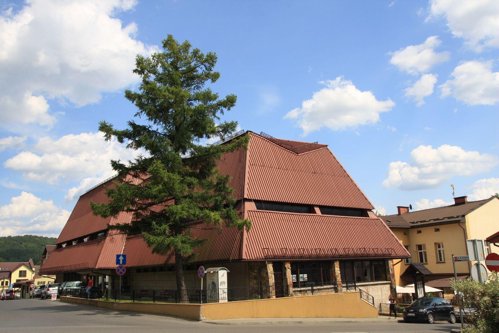 Rozpoczyna się modernizacja Ośrodka Edukacji Ekologicznej wraz z Muzeum Przyrodniczym BdPN [WIDEO] - Zdjęcie główne