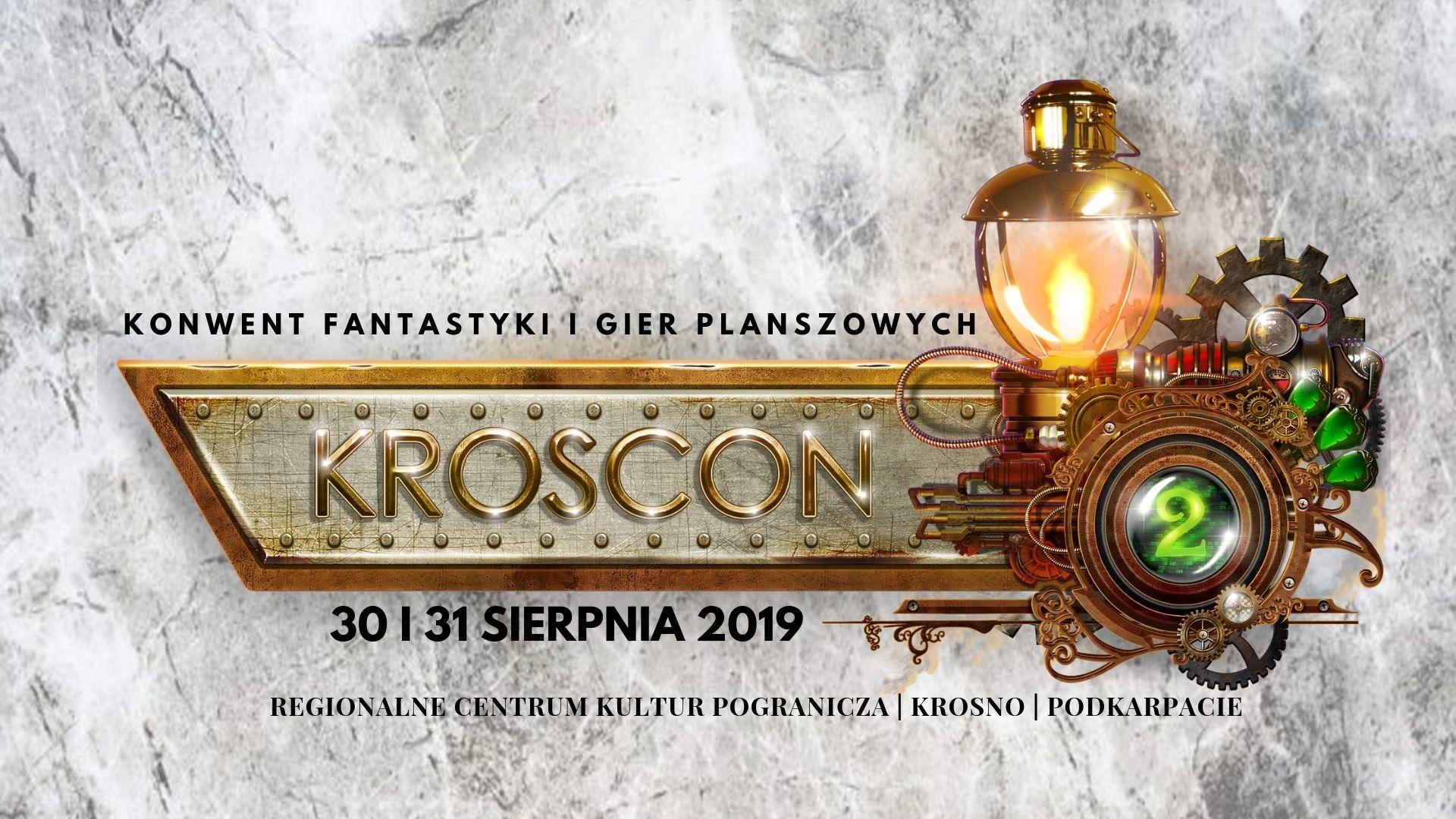 Konwent fantastyki i gier planszowych KrosCon - Zdjęcie główne