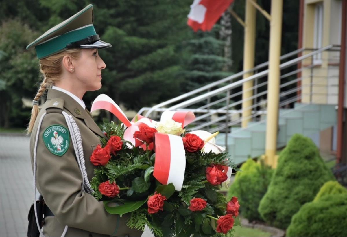 Narodowe Święto Niepodległości w Bieszczadzkim Oddziale SG - Zdjęcie główne