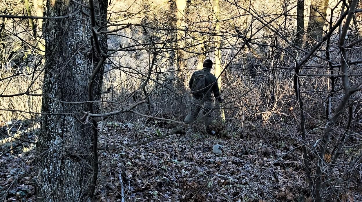 Żołnierze z 3. Podkarpackiej Brygady OT poszukiwali zaginionego mężczyzny z Przemyśla  [FOTO] - Zdjęcie główne