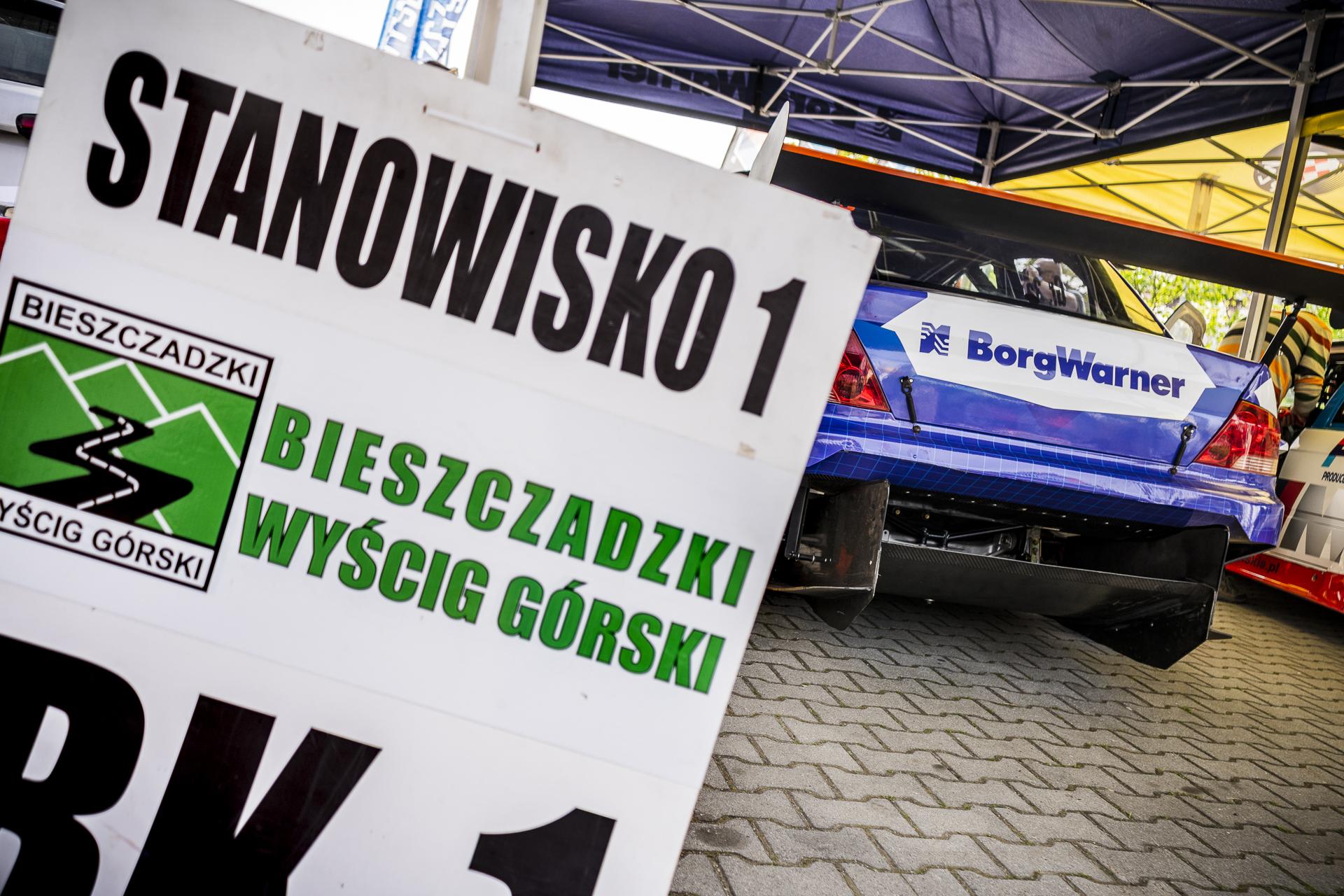 47 Bieszczadzki Wyścig Górski: Vàclav Janik wystartuje z jedynką! - Zdjęcie główne