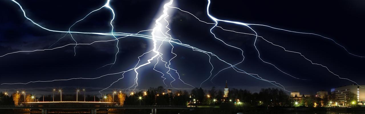 Uwaga! Od dzisiaj do niedzieli gwałtowne burze z gradem! - Zdjęcie główne